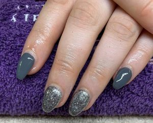 Nail extensions treatment after