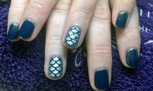 Nail Stamping treatment extra