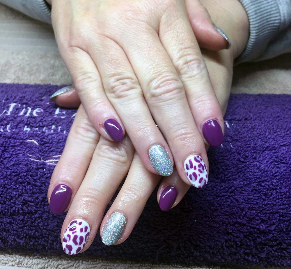 CND Shellac nail treatment