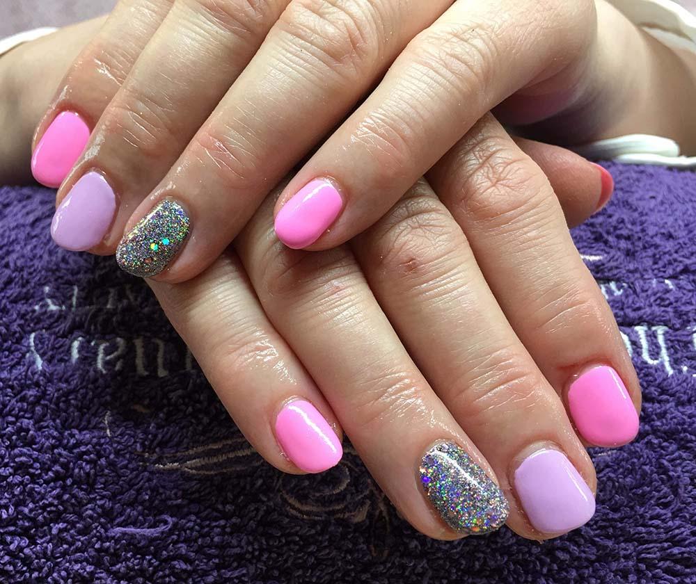 INK London nail treatment