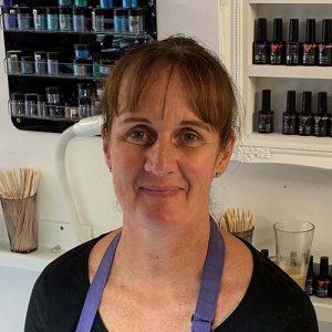 Team member Joanne